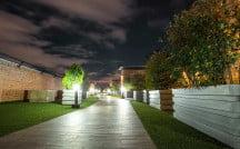 Terraza – sendero peatonal